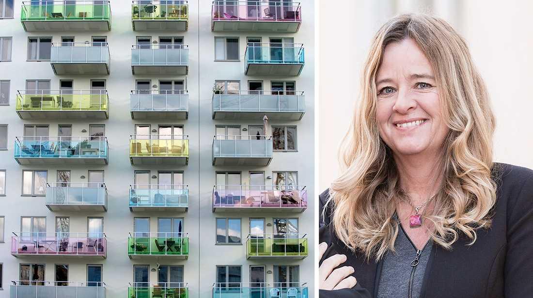 Claudia Wörmann, bostadsekonom på SBAB.