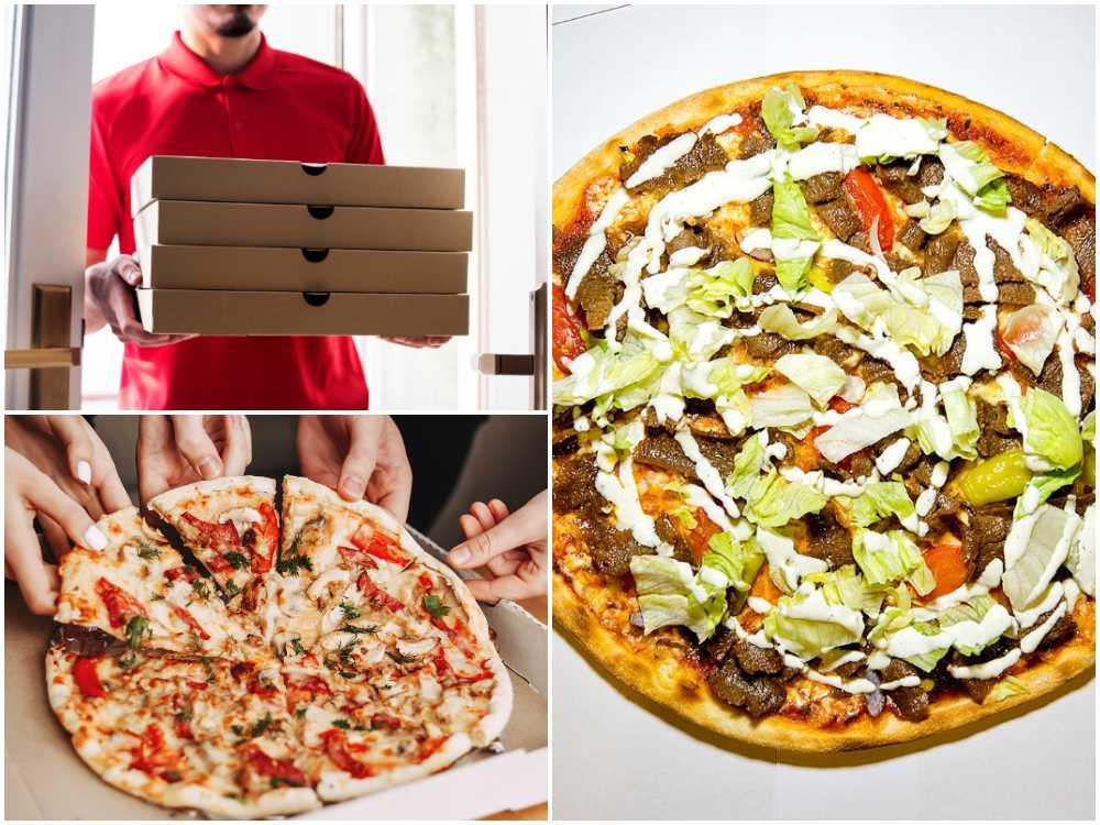 Att beställa pizza efter nyårsfesten har blivit så populärt att dagen fått namnet Internationella pizzadagen.