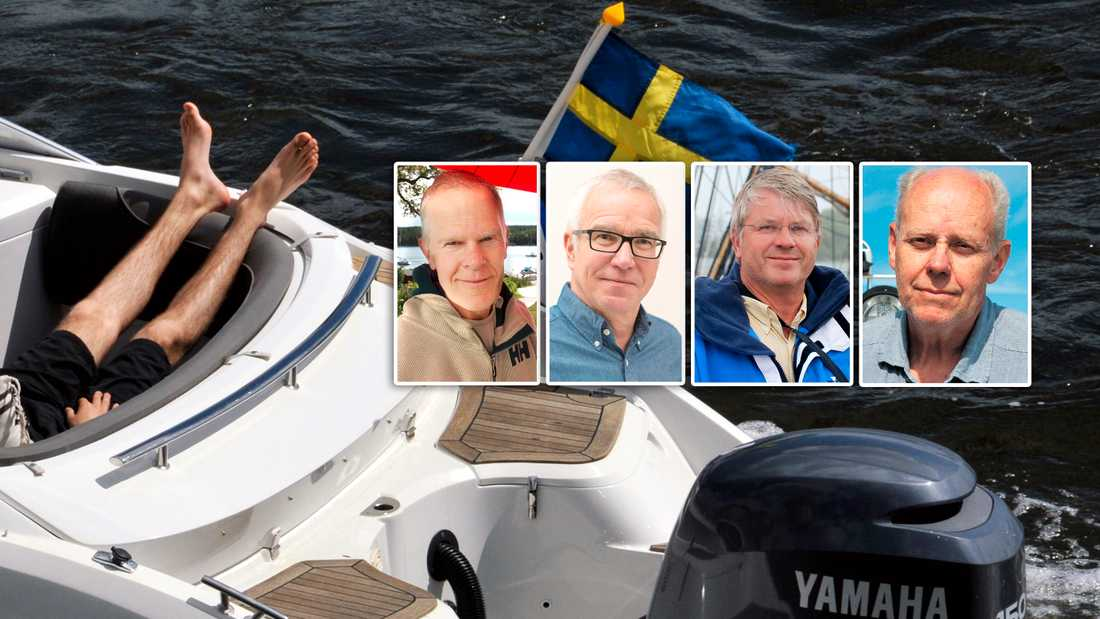 Inget tyder på att lagen fungerar förebyggande för de som verkligen utgör en fara till sjöss, de som har höga alkoholhalter i blodet, skriver debattörerna.