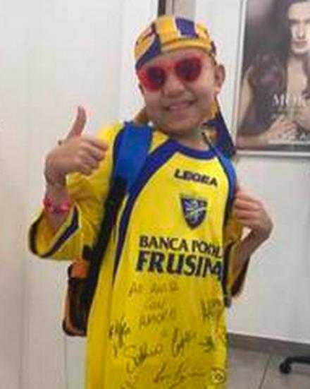7-åriga Anita Di Castro förlorade kampen mot leukemi för två veckor sedan.