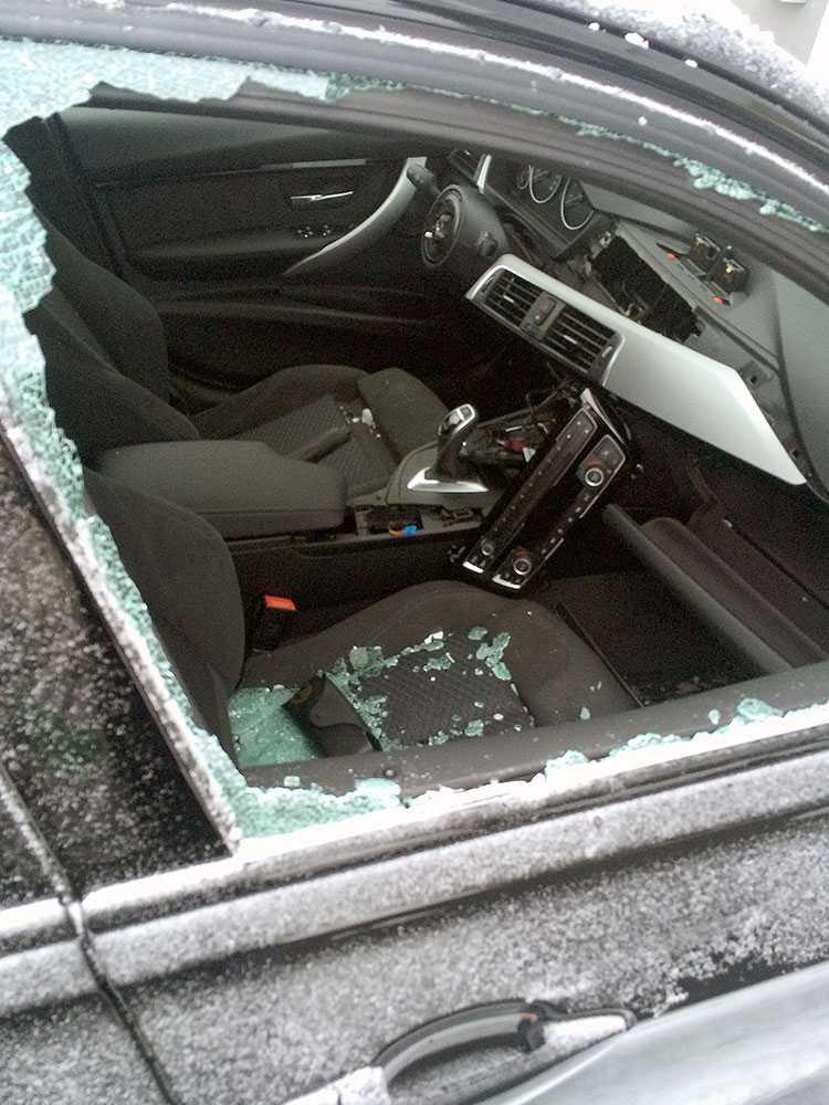 Tidigare i år stals tillbehör för tusentals kronor när en rattliga härjade i Borås.