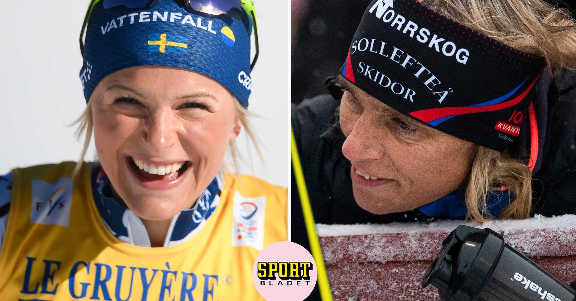 Frida Karlsson tog nytt silver – mamma Mia missade igen