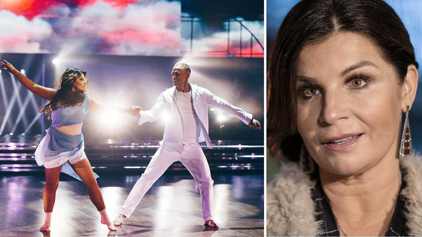 """Carola Häggkvist om """"Lets dance"""": Lite annat än vad jag trodde"""