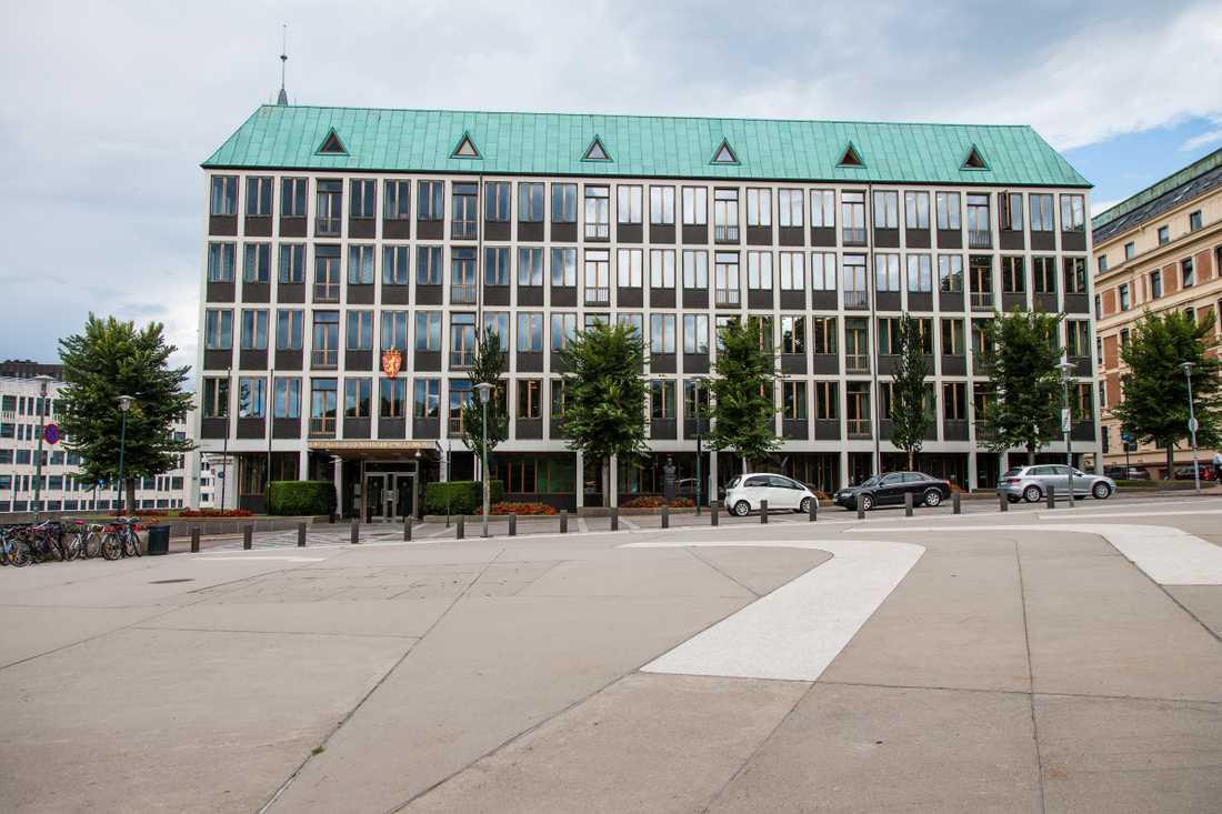 UD i Oslo. Arkivbild.