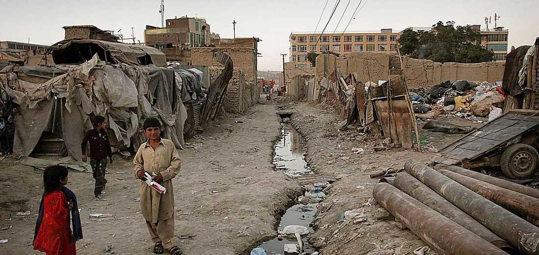 """""""Har rätt till ett drägligt liv""""Ett förändrat klimat hotar att öka fattigdomen, skriver dagens debattörer. De uppmanar Sverige och den rika världen att ta mer ansvar för klimatfrågan."""