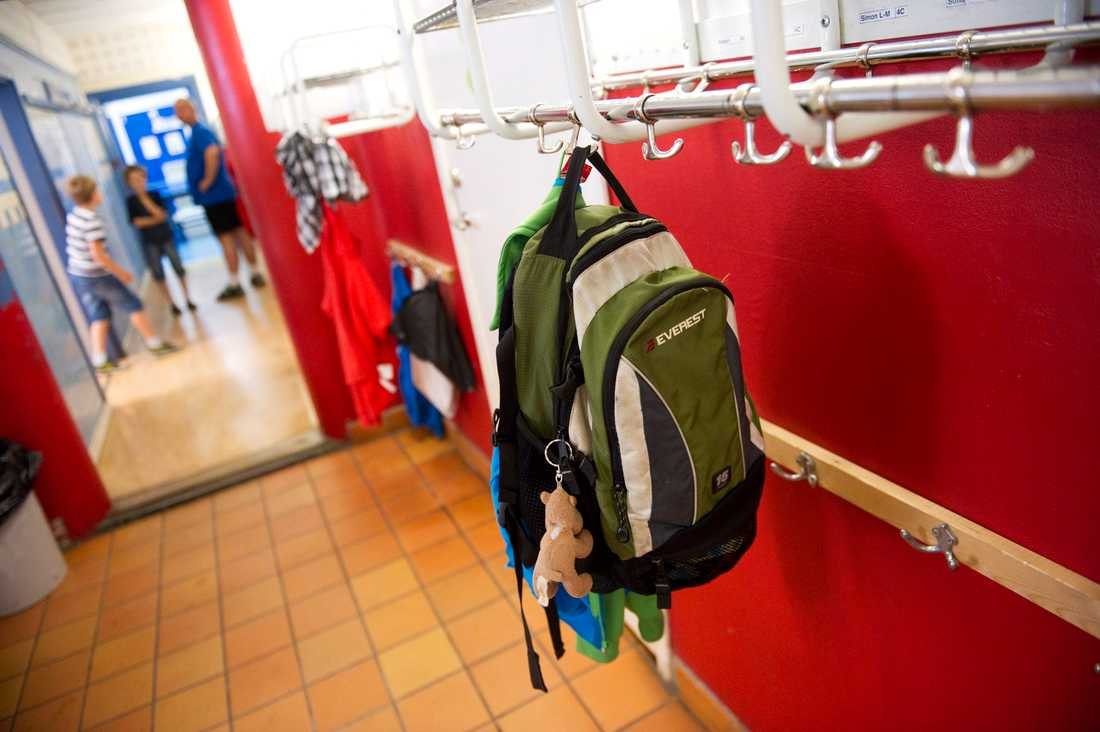 Flera barn har lämnats ensamma utan personal på ett fritids i Örnsköldsvik.