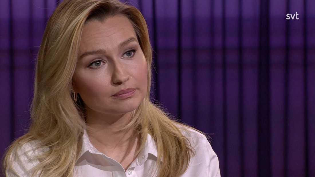Ebba Busch, partiledare i Kristdemokraterna.
