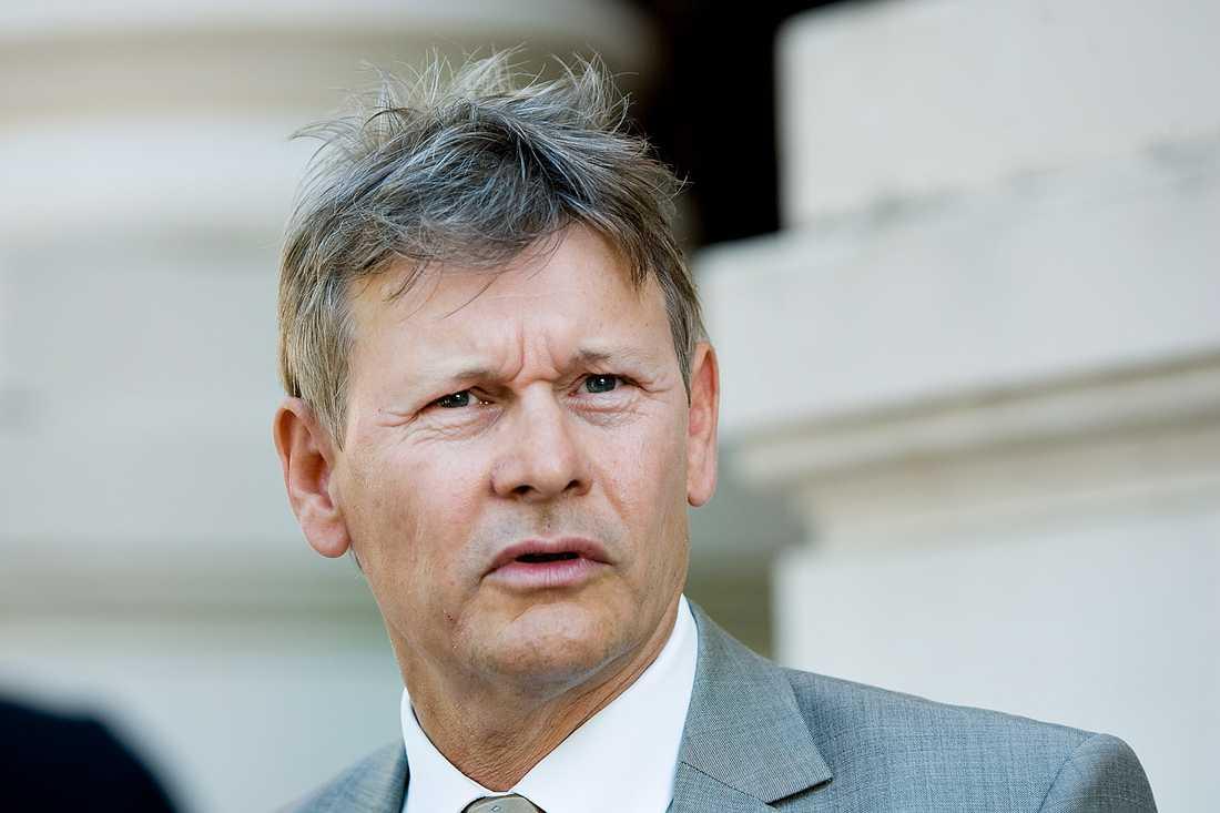 Psykologiprofessor Sven Åke Christianson.