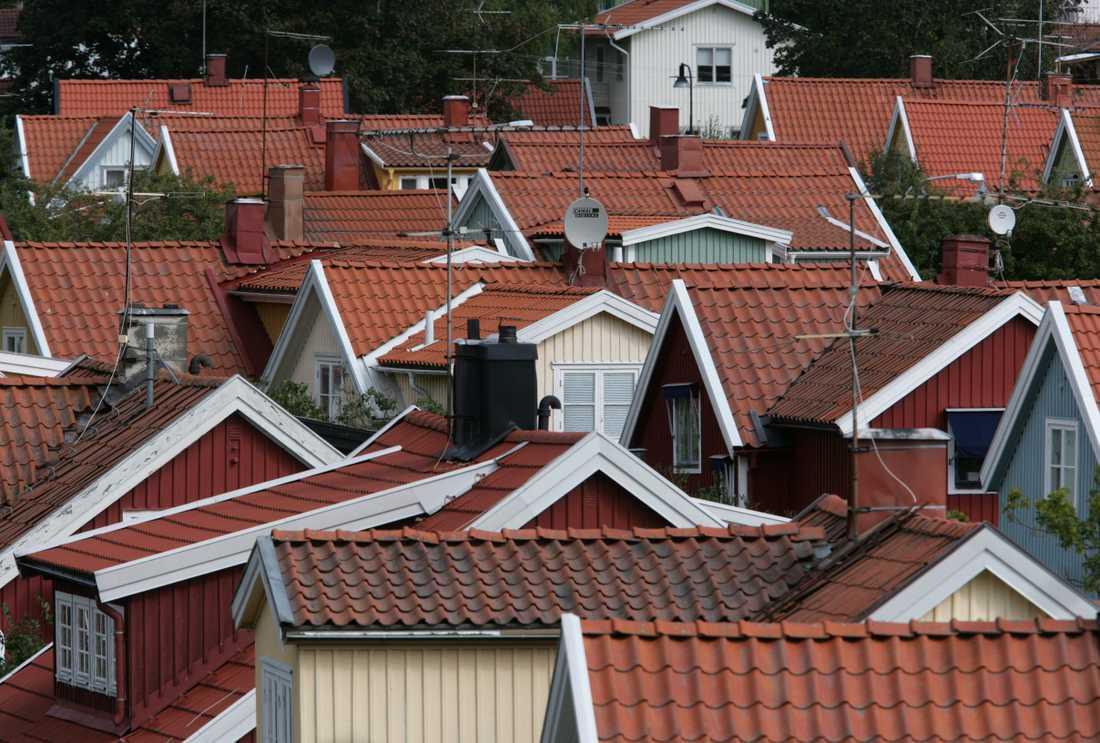 Priserna på bostäder ökar i Uppsala.