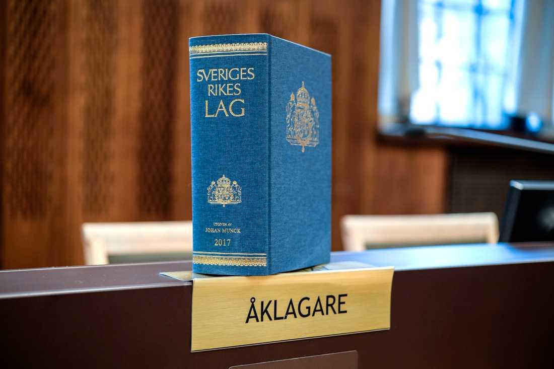 Åklagaren vill att hovrätten prövar domen mot kommunalrådet Kåre Friberg (M). Arkivbild.