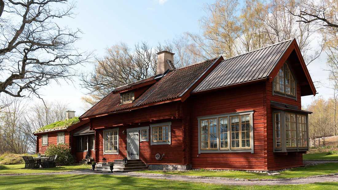 Hammarskog Svaneliden, Uppsala.