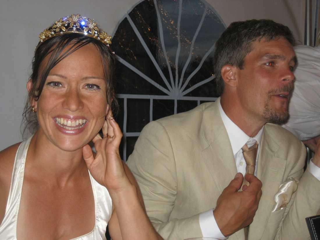 Paret gifte sig i augusti 2009.