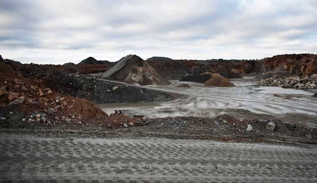 2011 såg det ljust ut. Tre nya gruvor skulle öppnas av Northland. Nu har verksamheten stängts på obestämt tid och anställda sägs upp.