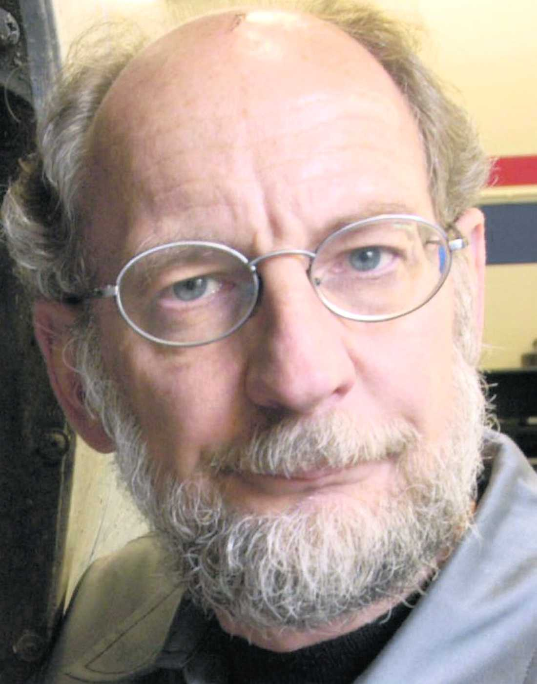 Bo Andersson, bildoktor.