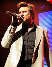 Simon Le Bon i Duran Duran.