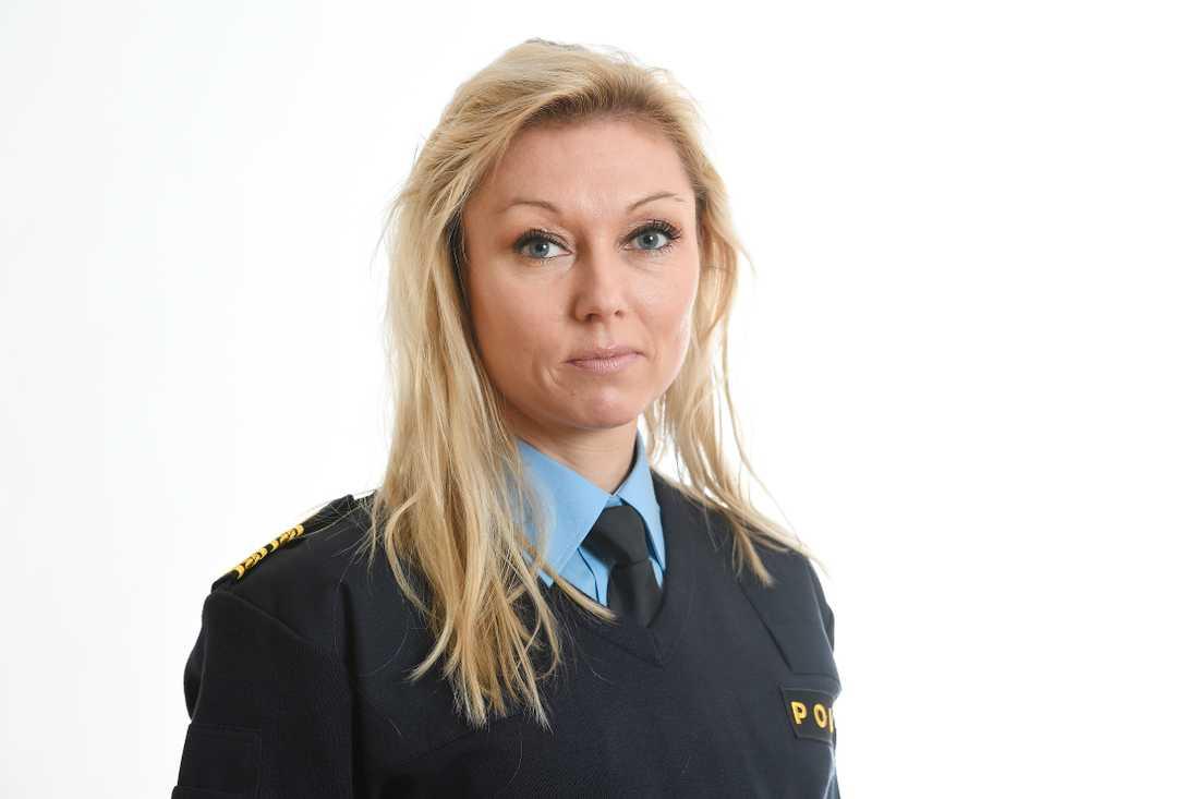 """""""Vi bedömer att vi förhindrat mord"""", säger Linda H Staaf, chef för underrättelseenheten på Noa."""