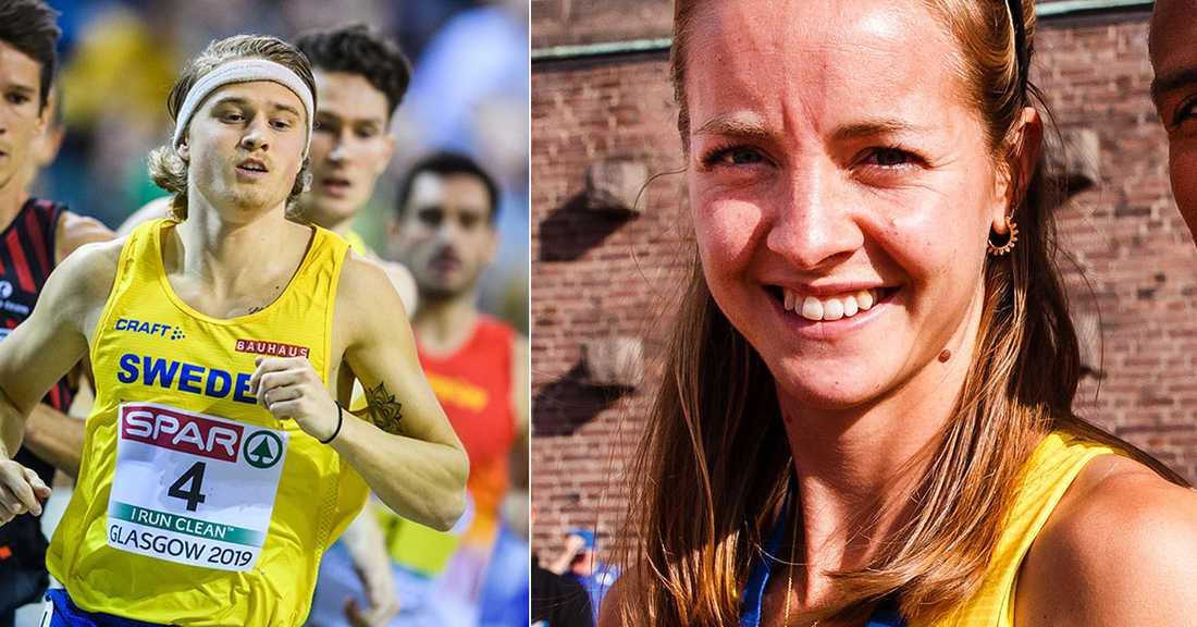 Samuelsson och Lindh får åka till VM.