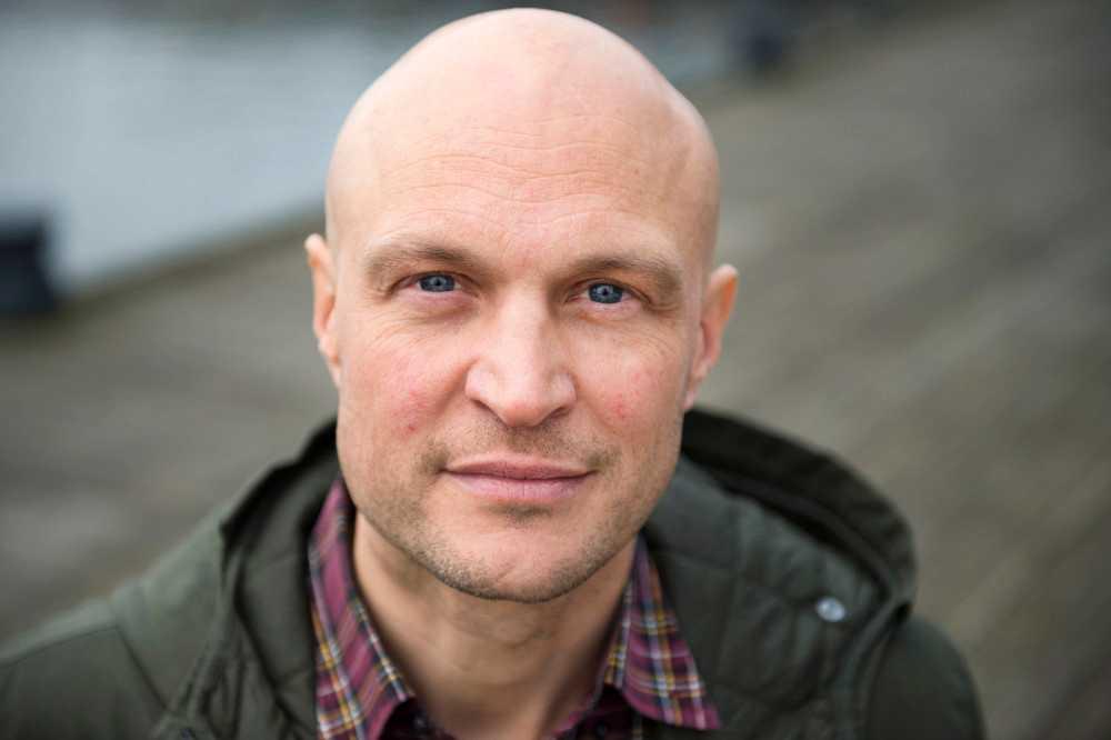 SVT-journalisten fälldes för människosmuggling i dag.
