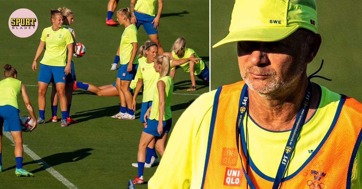 """Gerhardsson vill ha fler lag i OS: """"Det är nummer ett"""""""