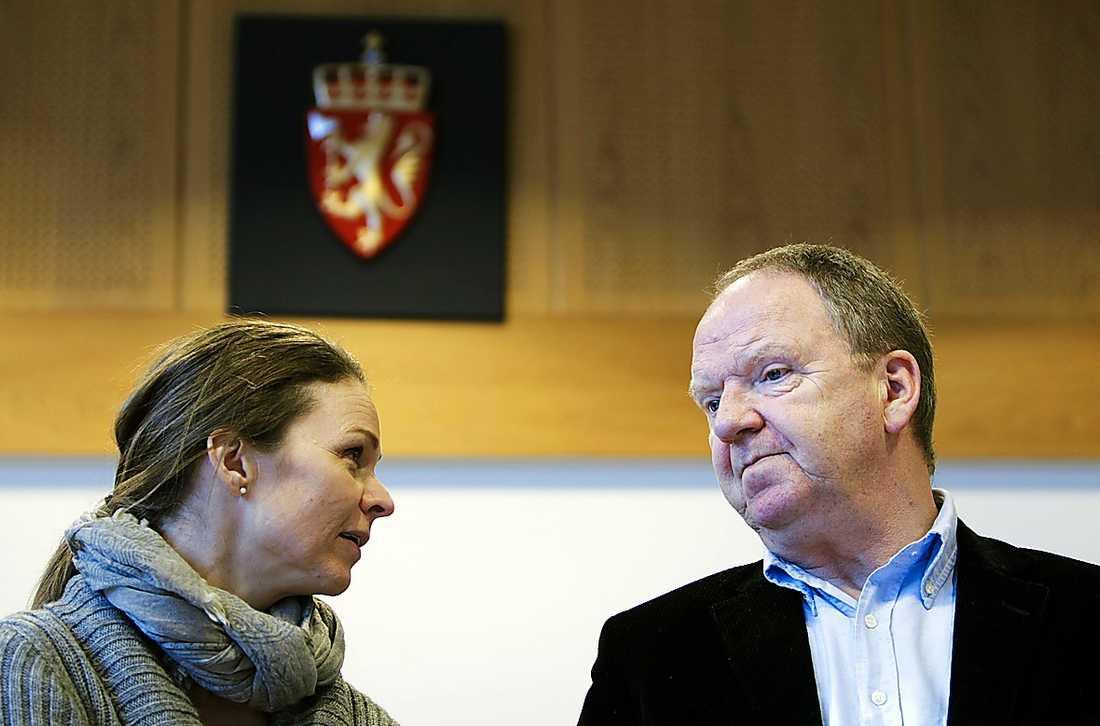 Synne Sørheim och Torgeir Husby har utrett Breiviks psykiska hälsa.