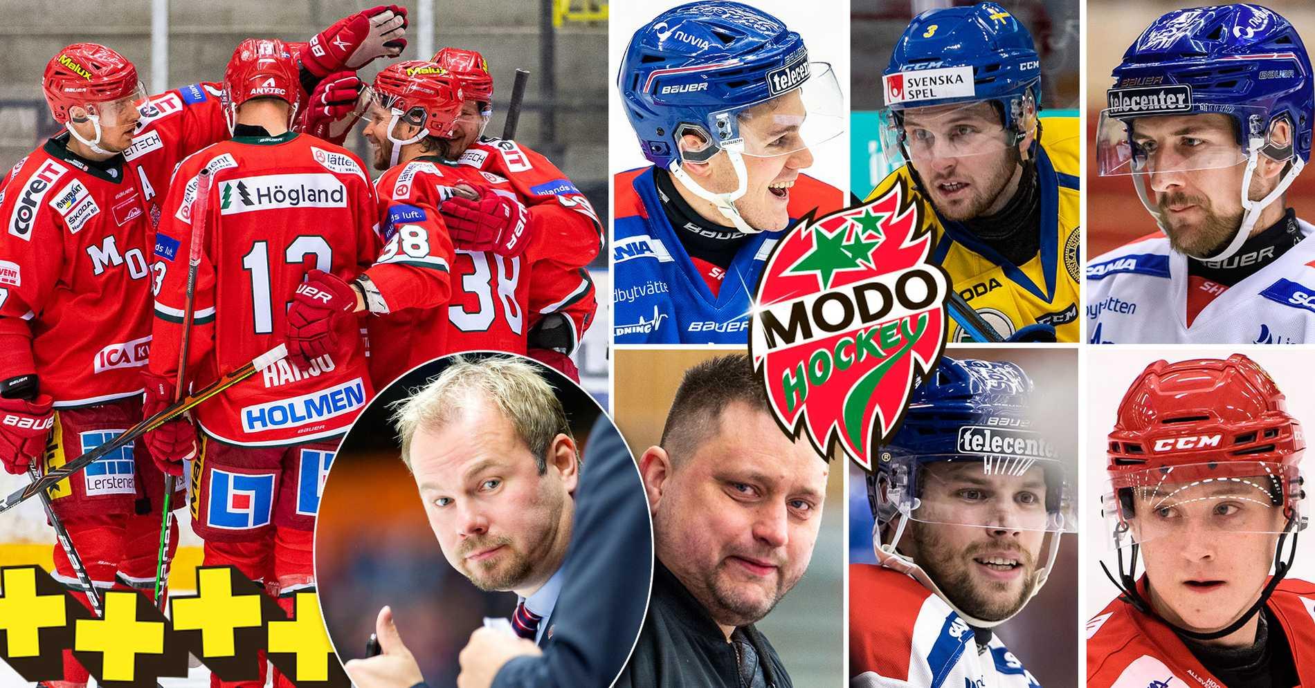 Förre JVM-backen återvänder till Sverige – klar för Modo