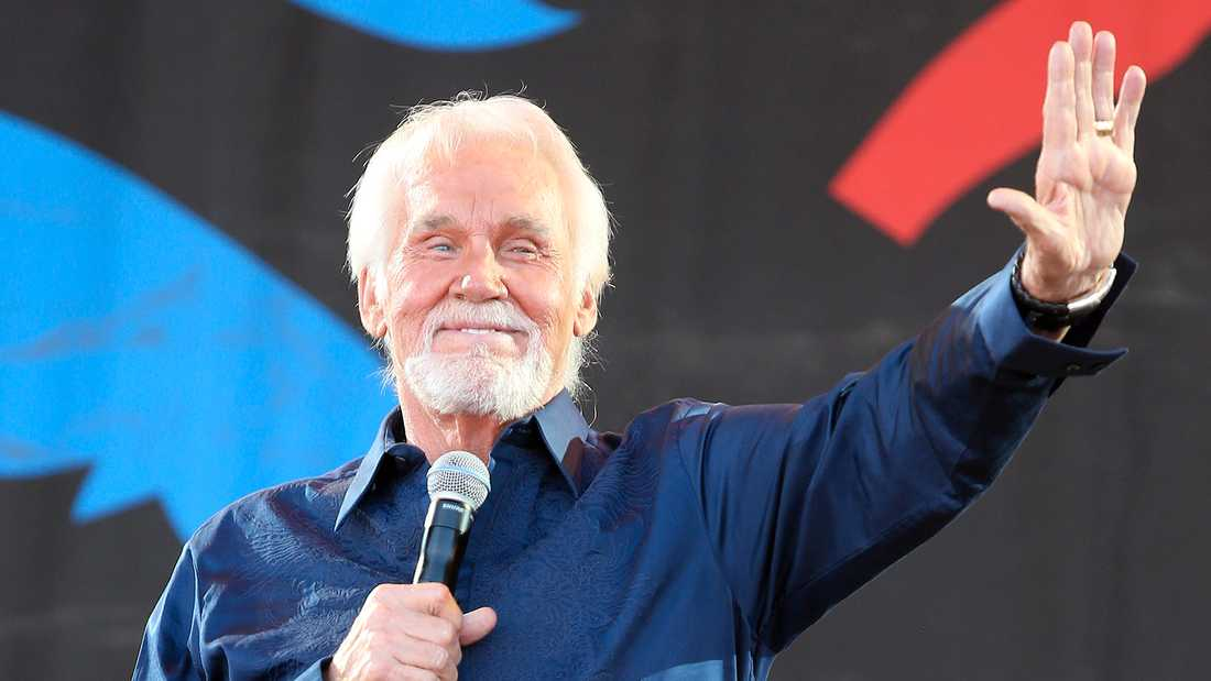 Kenny Rogers.