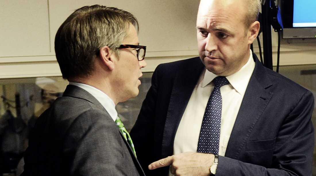 OENSE Fredrik Reinfeldts utspel var ett försök att ena alliansen efter den senaste tidens konflikter. Det slog fel. Göran Hägglund sågar flera av förslagen i Reinfeldts brev.
