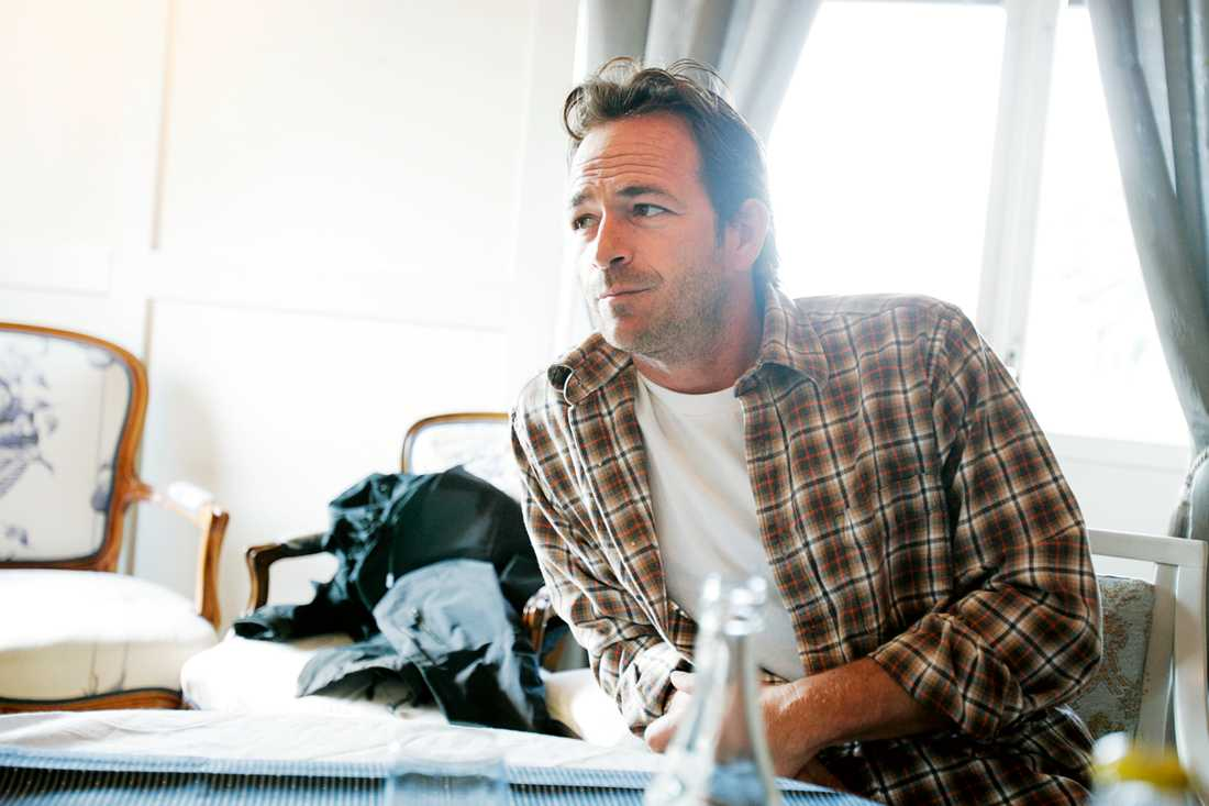 Luke Perry i september 2008.