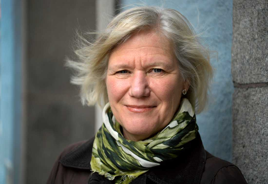 Ann-Marie Begler, tidigare generaldirektör för Försäkringskassan. Arkivbild.