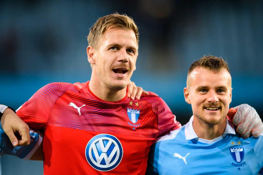Johan Dahlin och Eric Larsson.