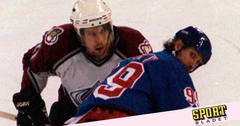 """Foppa"""" utsedd till bättre än Gretzky"""