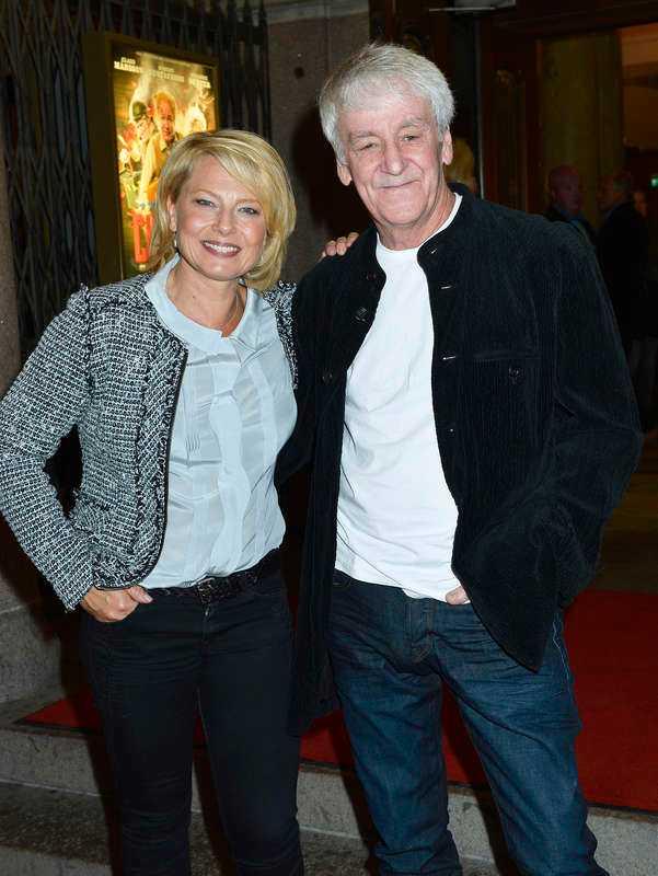 Helena Bergström och Colin Nutley.