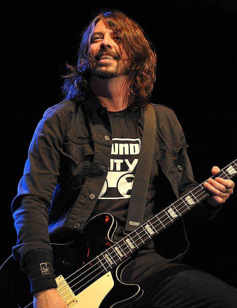 ROCK FÖR HELA SLANTEN  Dave Grohl och hans band Foo Fighters besöker Ullevi den 12 juni.