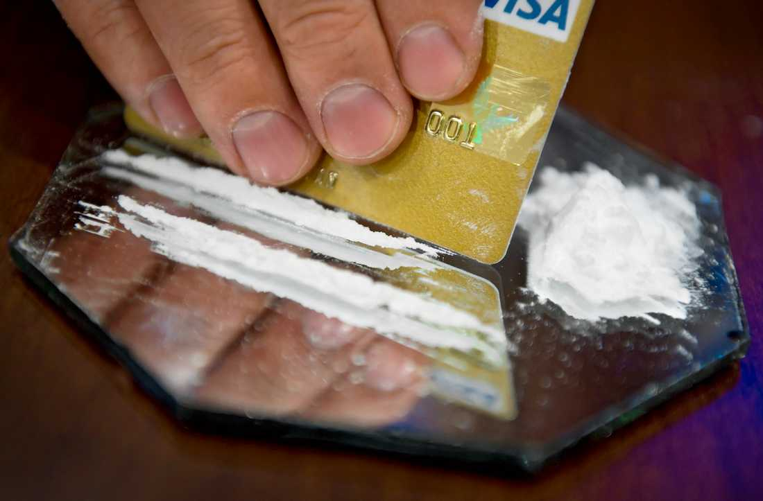 Priset på narkotika har stigit ordentligt den senaste tiden.