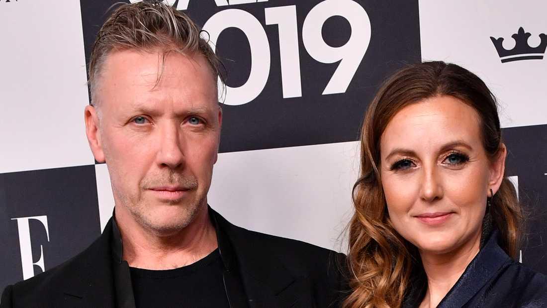 Mikael Persbrandt och Sanna Lundell.