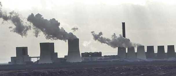 Tysk kolgruva.