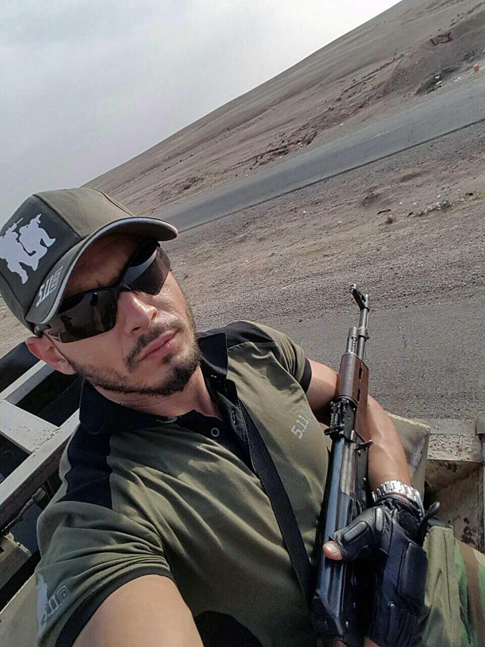 Aysar Mohammed.