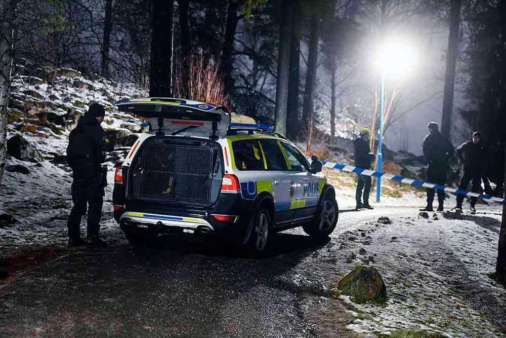 En person sköts till döds i Tensta.
