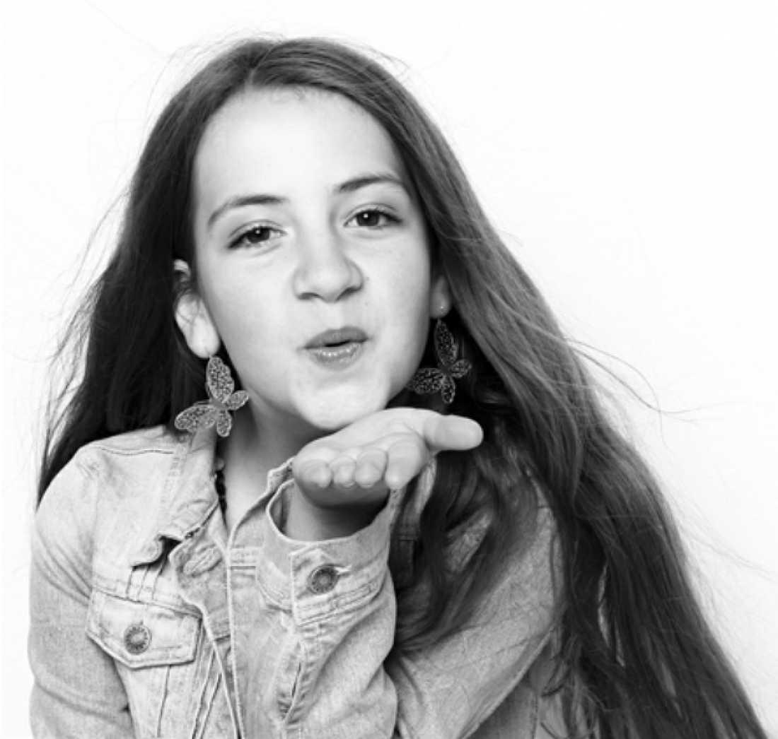 Ebba Åkerlund blev 11 år.