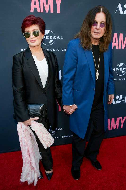 Ozzy Osbourne rapporteras ha varit otrogen …