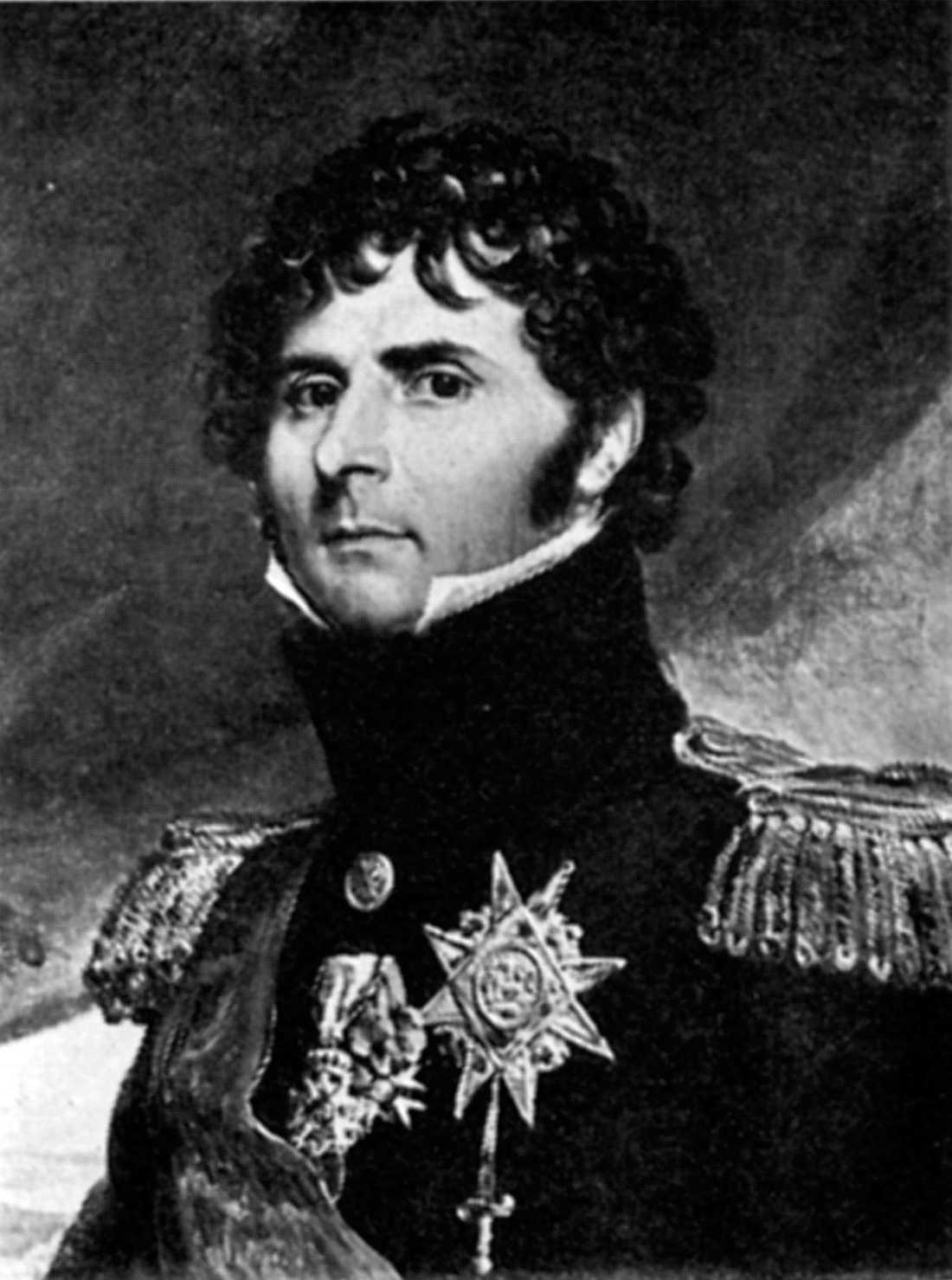 Karl XIV Johan (1763-1844).