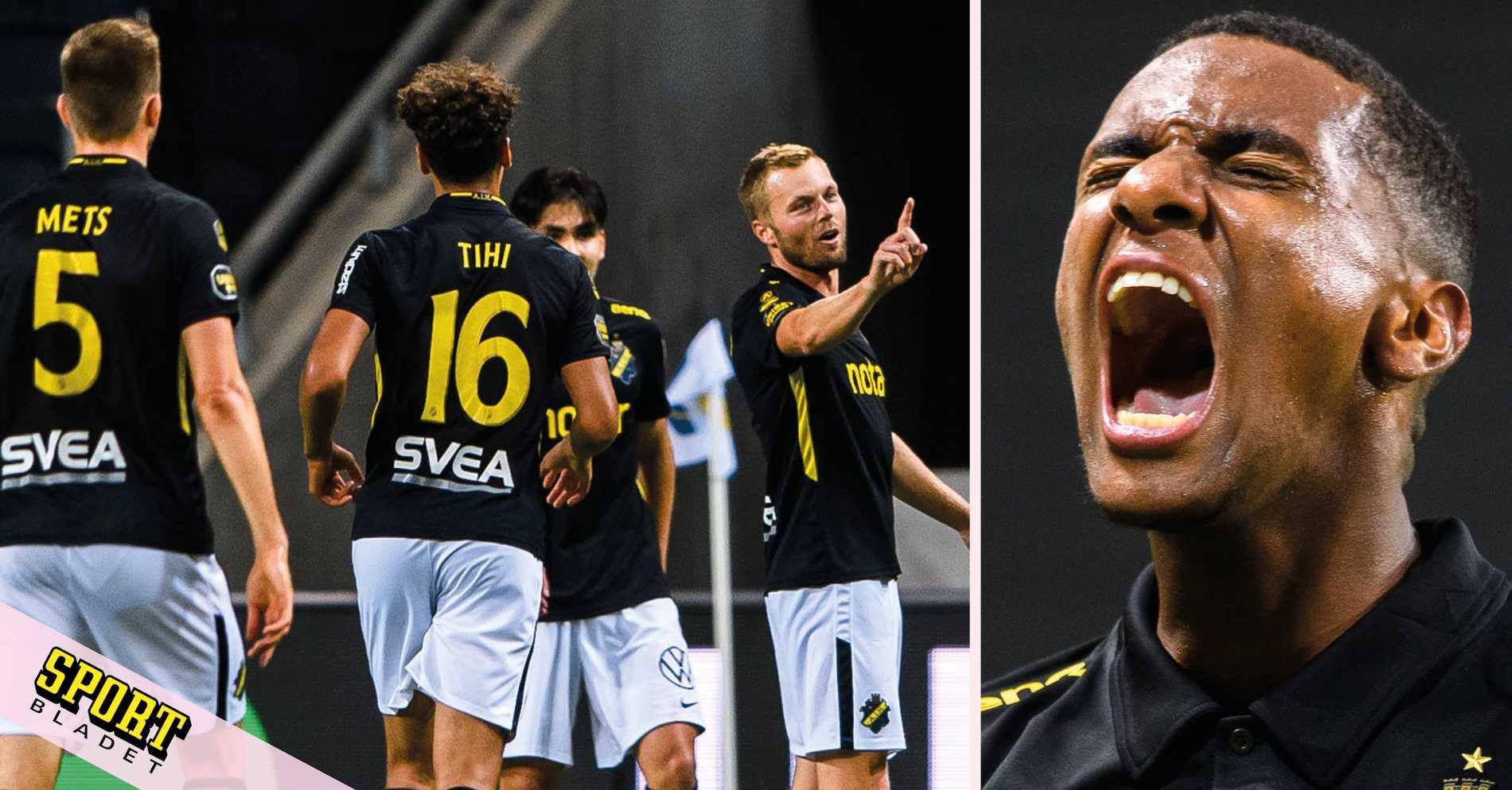 """Larsson sågar spelet: """"Naivt"""""""