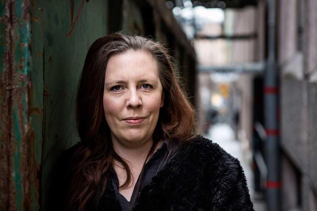 """""""Domen är en lättnad och upprättelse"""", säger författaren Martina Montelius."""