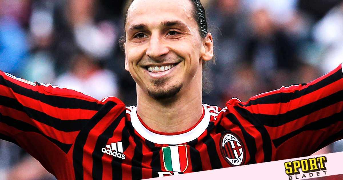 KLART: Zlatan gör comeback i Milan – bekräftas av klubben