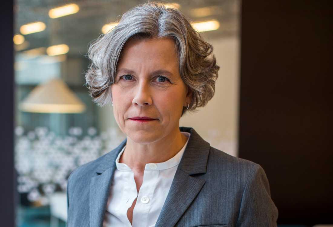Kristina Svartz, på MFOF