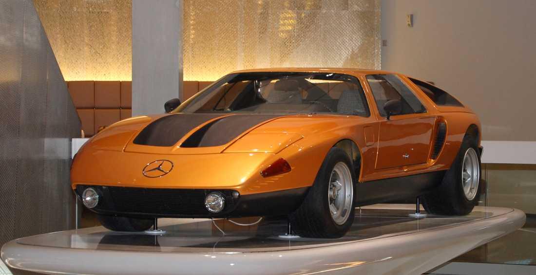 C111 toppade som bäst 403,78 km/h.