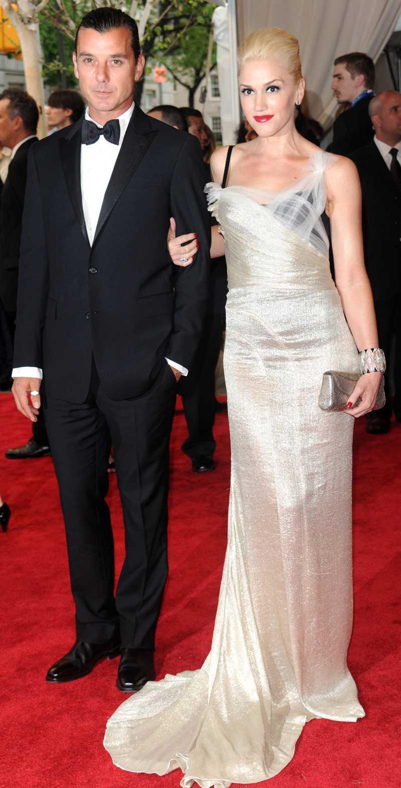 Gavin Rossdale och Gwen Stefani.