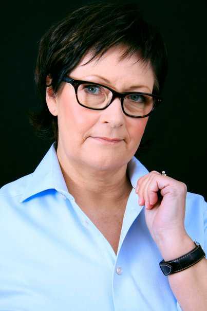 Lena Holm på Riksorganisationen Majblomman.