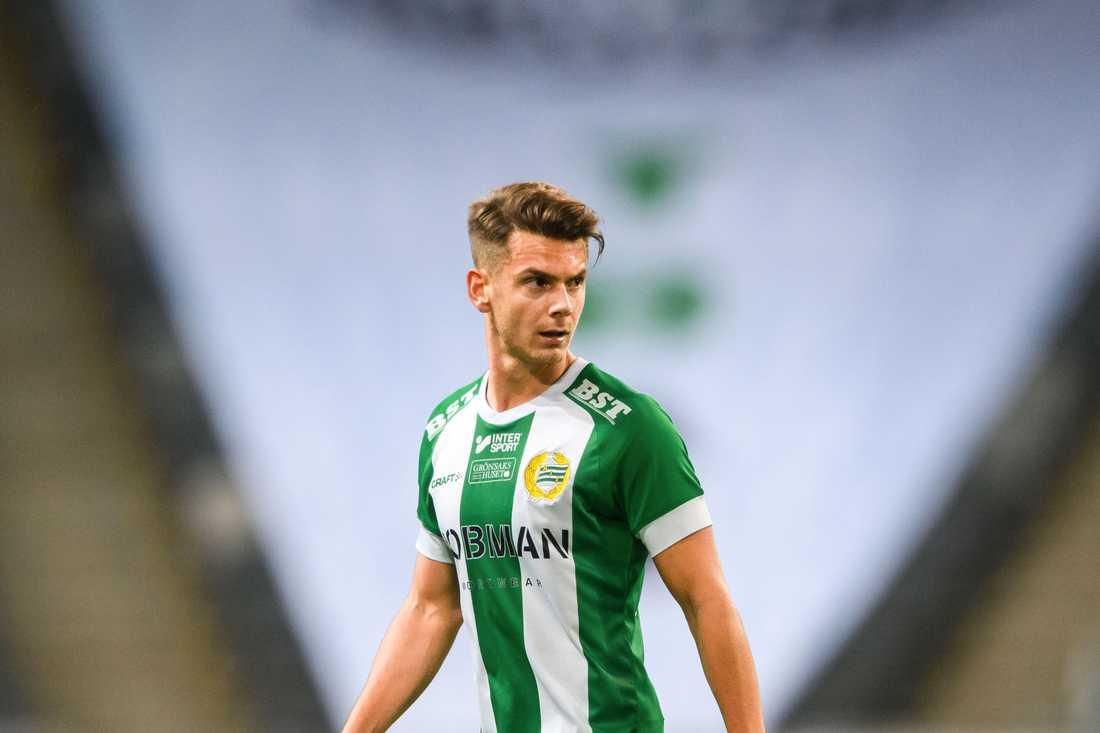 Alexander Kacaniklic och hans Hammarby utslagna ur Europa League.