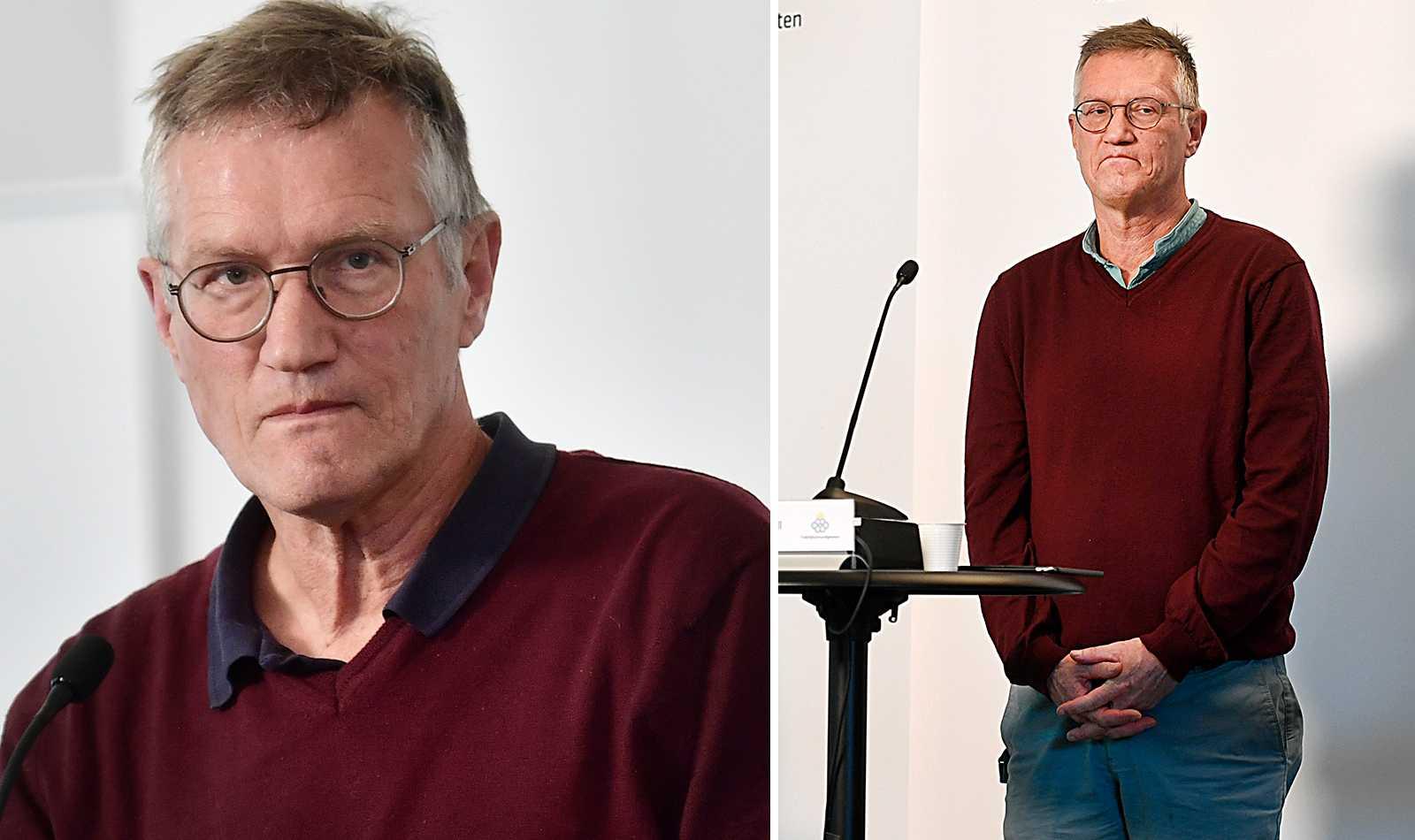 Anders Tegnell Om Att Kallas Landsfader Kommer Ga Over Aftonbladet